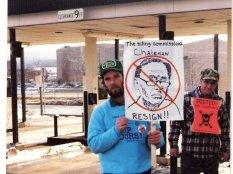 Orazio Protest